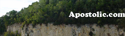 definition of apostle (limestone cliff)